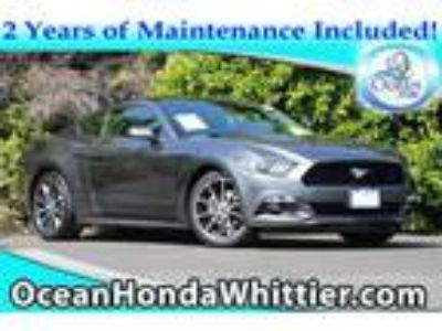 Used 2016 Ford Mustang Gray, 42.4K miles