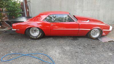 1968 SS camaro