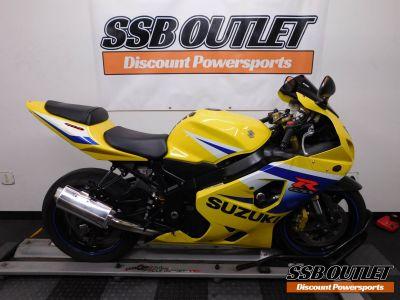 2005 Suzuki GSX-R600 SuperSport Motorcycles Eden Prairie, MN
