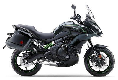 2017 Kawasaki Versys 650 ABS Sport Stillwater, OK