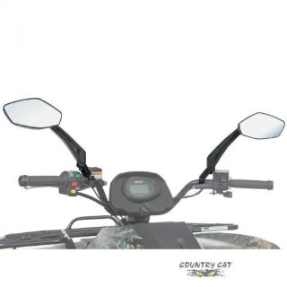 Sell Arctic Cat 2004-2017 350-1000 ATV Dual Rear View Mirror Kit - Pair - 1436-510 motorcycle in Sauk Centre, Minnesota, United States, for US $56.99