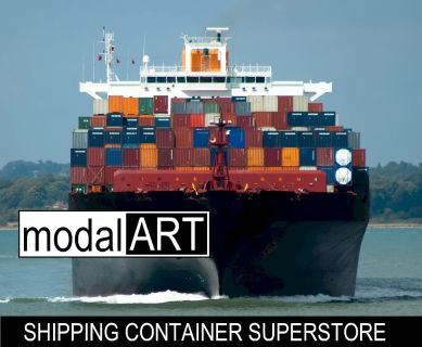MODALART SHIPPING / STORAGE CONTAINERS 20', 40' - NEW & USED