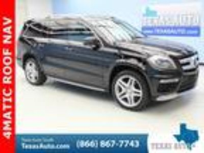 used 2015 Mercedes-Benz GL-Class for sale.