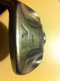 Walter Hagan AWS 2 Iron Hybrid Golf Club with Fujikura Stiff Shaft