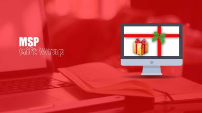 Buy Gift Wrap Extension For Magento 2 | MSP Concepts