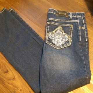 Luxe jeans
