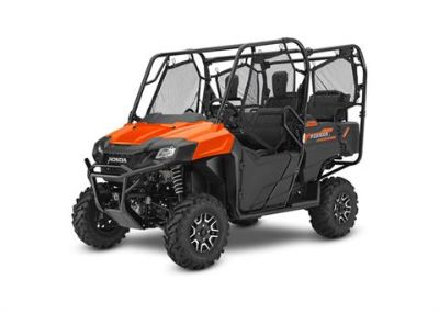2018 Honda Pioneer 700-4 Deluxe Side x Side Utility Vehicles Escanaba, MI