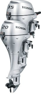2017 Honda Marine BF20 L Type Outboards Portable Ponderay, ID