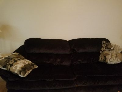 Sleeper sofa ****Bed is stuck*** and loveseat