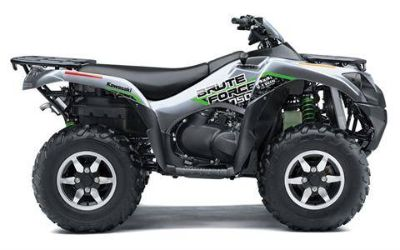 2019 Kawasaki Brute Force 750 4x4i EPS Sport-Utility ATVs Bessemer, AL