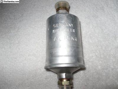 NOS GERMAN Fuel Filter