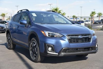 2019 Subaru Crosstrek 2.0i Limited (Quartz Blue)