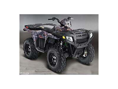 2008 Polaris Sportsman 800 EFI H.O. Utility ATVs Milford, NH