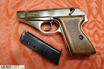 For Sale/Trade: Mauser HSc 380