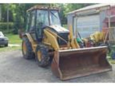 2002 Caterpillar 420D-Backhoe Equipment in Cincinnati, OH
