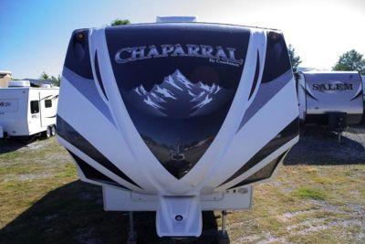 2011 Coachmen Chaparral 276RLDS