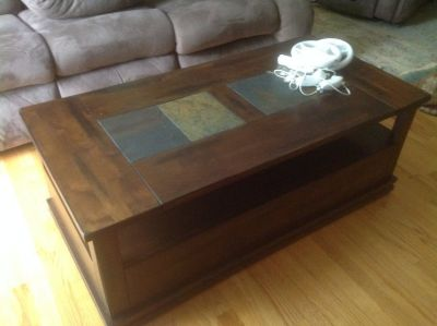 Matching Coffee table and side tables