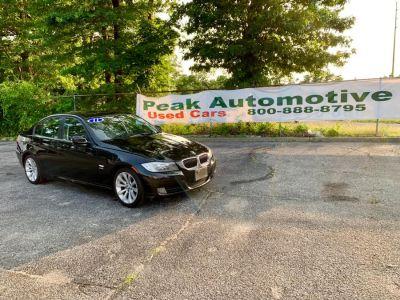 2011 BMW MDX 328i xDrive (Jet Black)