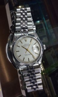 1971 Mens Rolex Oyster Perpetual Date 36mm