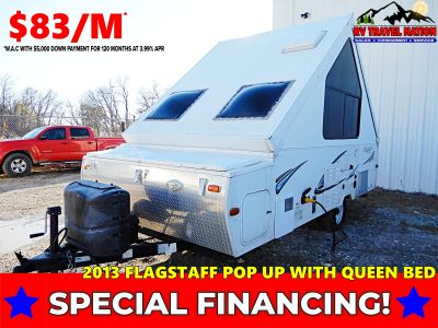 2013 Forest River Flagstaff T12RBST