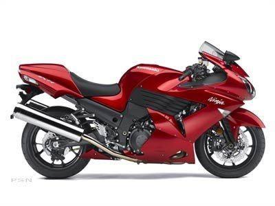 2010 Kawasaki Ninja ZX -14 Supersport Motorcycles Lake Park, FL