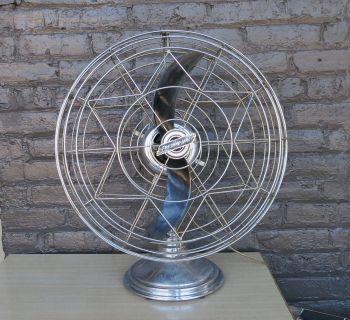 Vintage Fresh'nd Aire Fan 1940s Prop Blade Fan