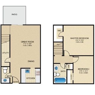 $970 2 apartment in Clermont County