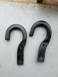 Chevy 4x4 tow hooks