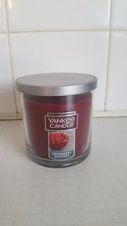 New Small Yankee Candle