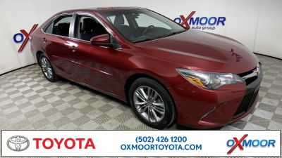 2015 Toyota Camry L (red)