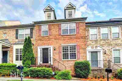 1863 Appaloosa Mill Ct BUFORD, Great brick town home with 2