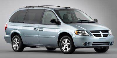 2006 Dodge Caravan SE (Brilliant Black Crystal Prl)