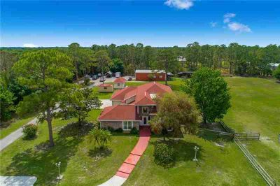 6500 SW Gator Trail Palm City Four BR, Great opportunity for