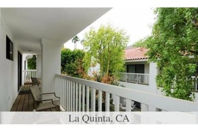 Lovely La Quinta, 2 bed, 2.50 bath. Parking Available!