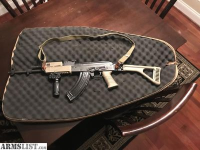 For Sale: Romanian WASR AK-47