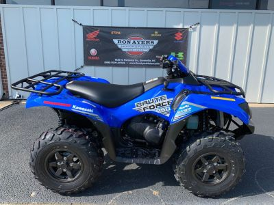 2020 Kawasaki Brute Force 750 4x4i EPS ATV Sport Utility Greenville, NC