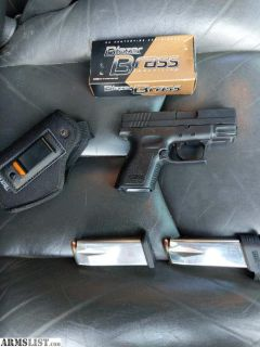 For Sale/Trade: Springfield xd 9