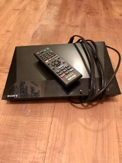 DVD and Blu-Ray Player