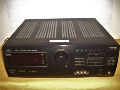 JVC RX-882V Audio/Video Control Receiver