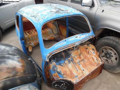 1960 body for sale (or parts)