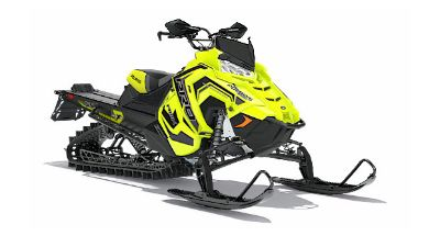 2018 Polaris 800 PRO-RMK 155 SnowCheck Select Mountain Snowmobiles Shawano, WI