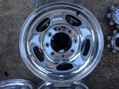 Ford truck rims and tires