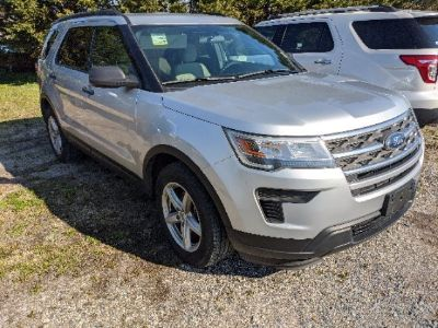 2018 Ford Explorer Base (SILVER)