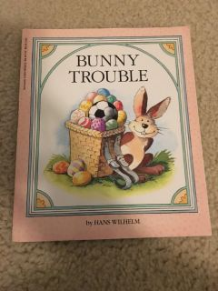 Bunny Trouble book