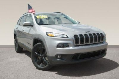 2018 Jeep Cherokee Latitude 4x4