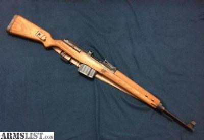 For Sale: G43 K43 K-43 G-43 Nazi German