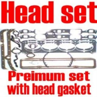 Purchase Head Gasket set for Buick, Pontiac 3.8L 3800CC 1996 1997 231CU motorcycle in Duluth, Minnesota, United States, for US $177.99