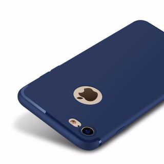 iPhone cover colored silicon