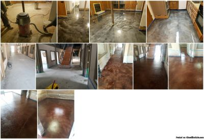 Featuring EPOXY, ACID STAIN & POLYASPARTIC Concrete floor Coatings for all Garages, Home, Residential, Commercial and Industrial Concrete Flooring in Dallas & Fort Worth areas!