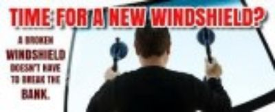 New Windshields Installed Starting .